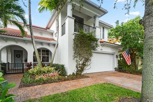 Photo of 853 Madison Court, Palm Beach Gardens, FL 33410 (MLS # RX-10626736)