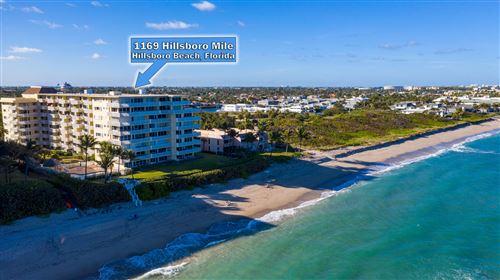 Photo of 1169 Hillsboro Mile #715, Hillsboro Beach, FL 33062 (MLS # RX-10681736)