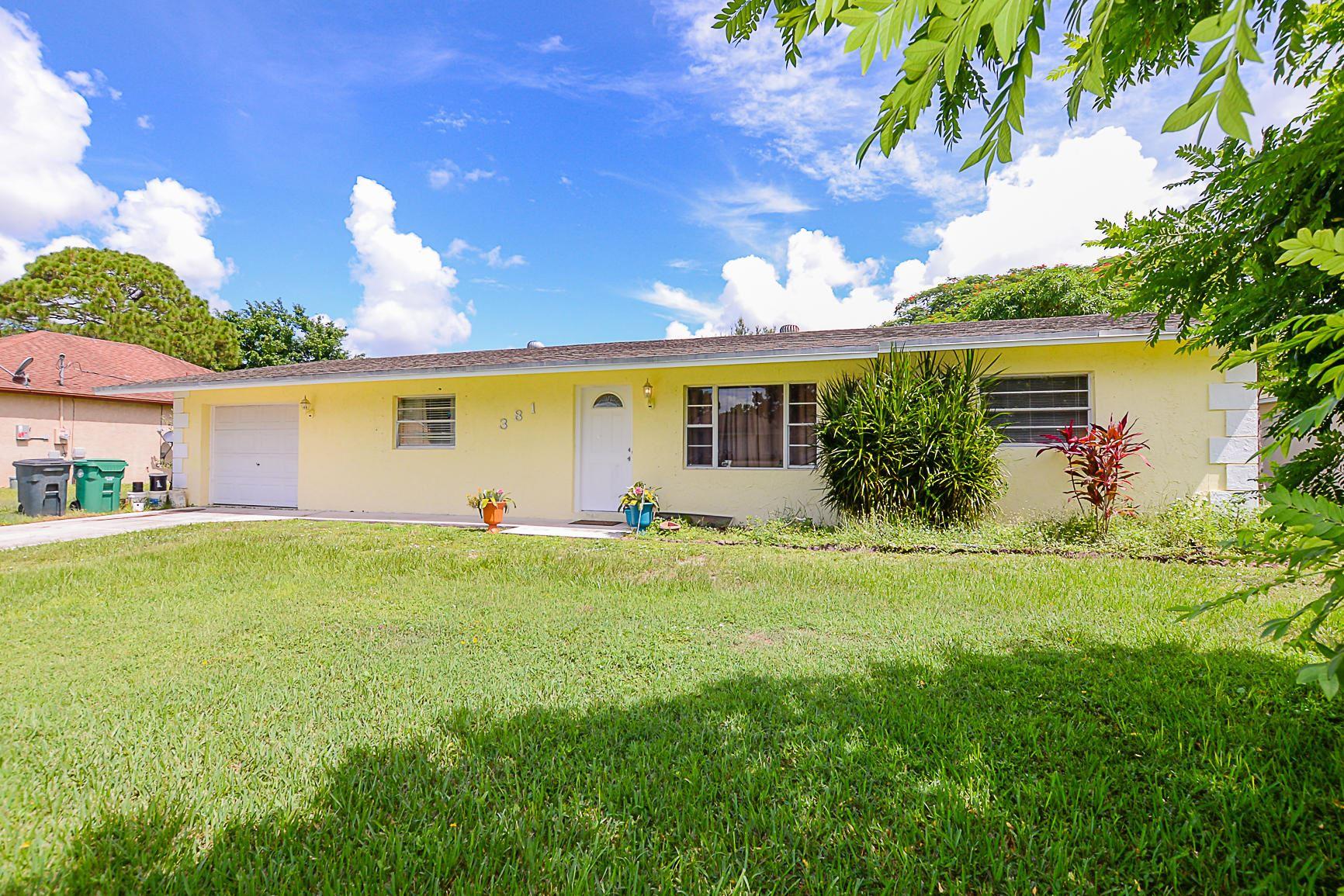 381 SE Dalva Avenue, Port Saint Lucie, FL 34983 - #: RX-10646736