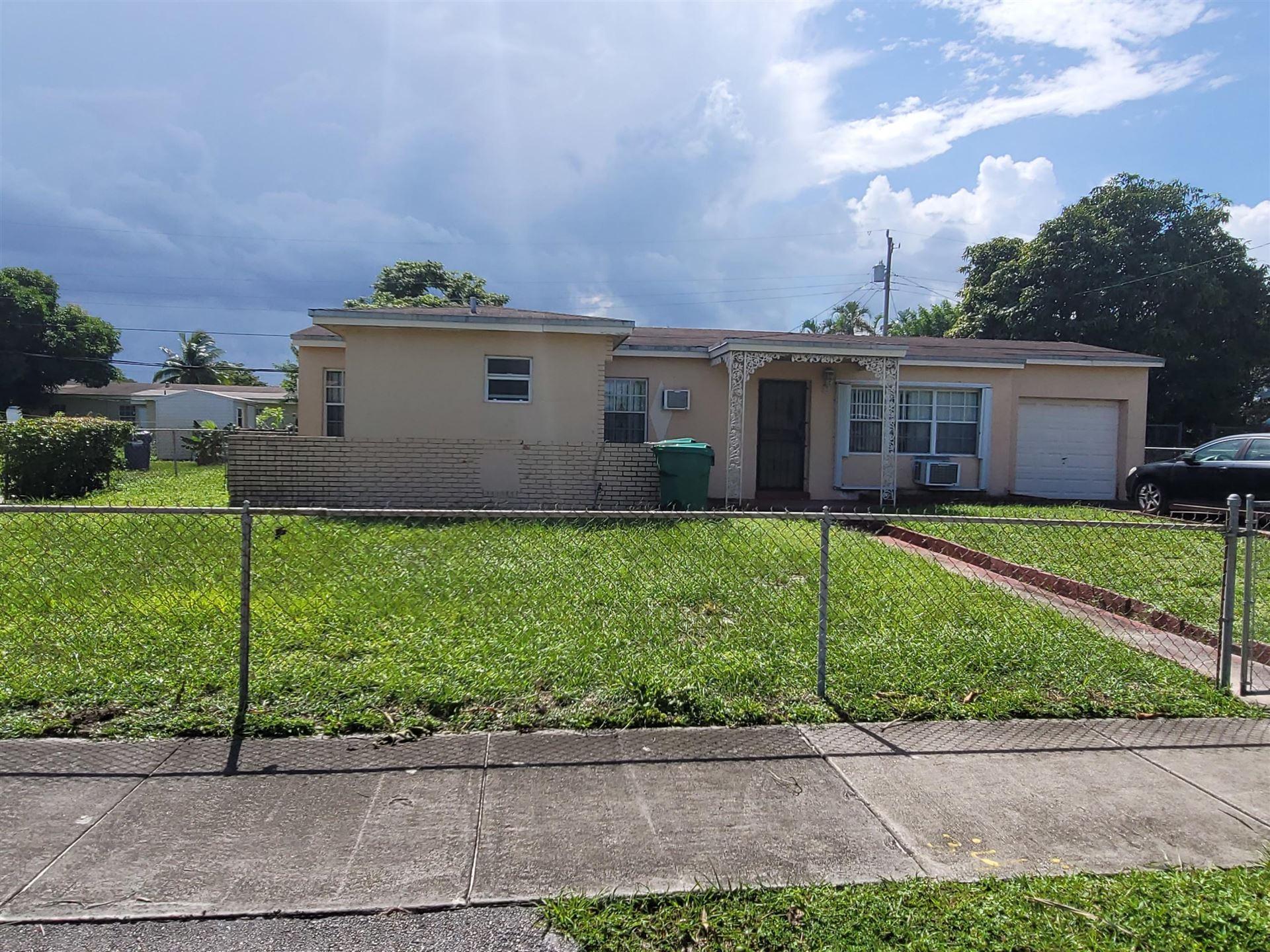 15920 NW 18th Avenue, Miami Gardens, FL 33054 - MLS#: RX-10702736