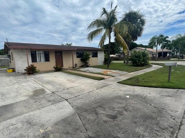 Photo of 700 W 36th Street, Riviera Beach, FL 33404 (MLS # RX-10746736)