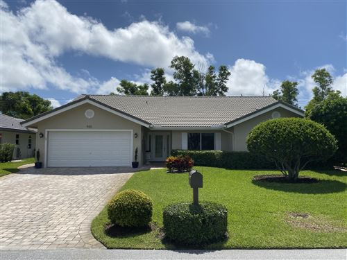 Photo of Listing MLS rx in 933 Greensward Lane Delray Beach FL 33445