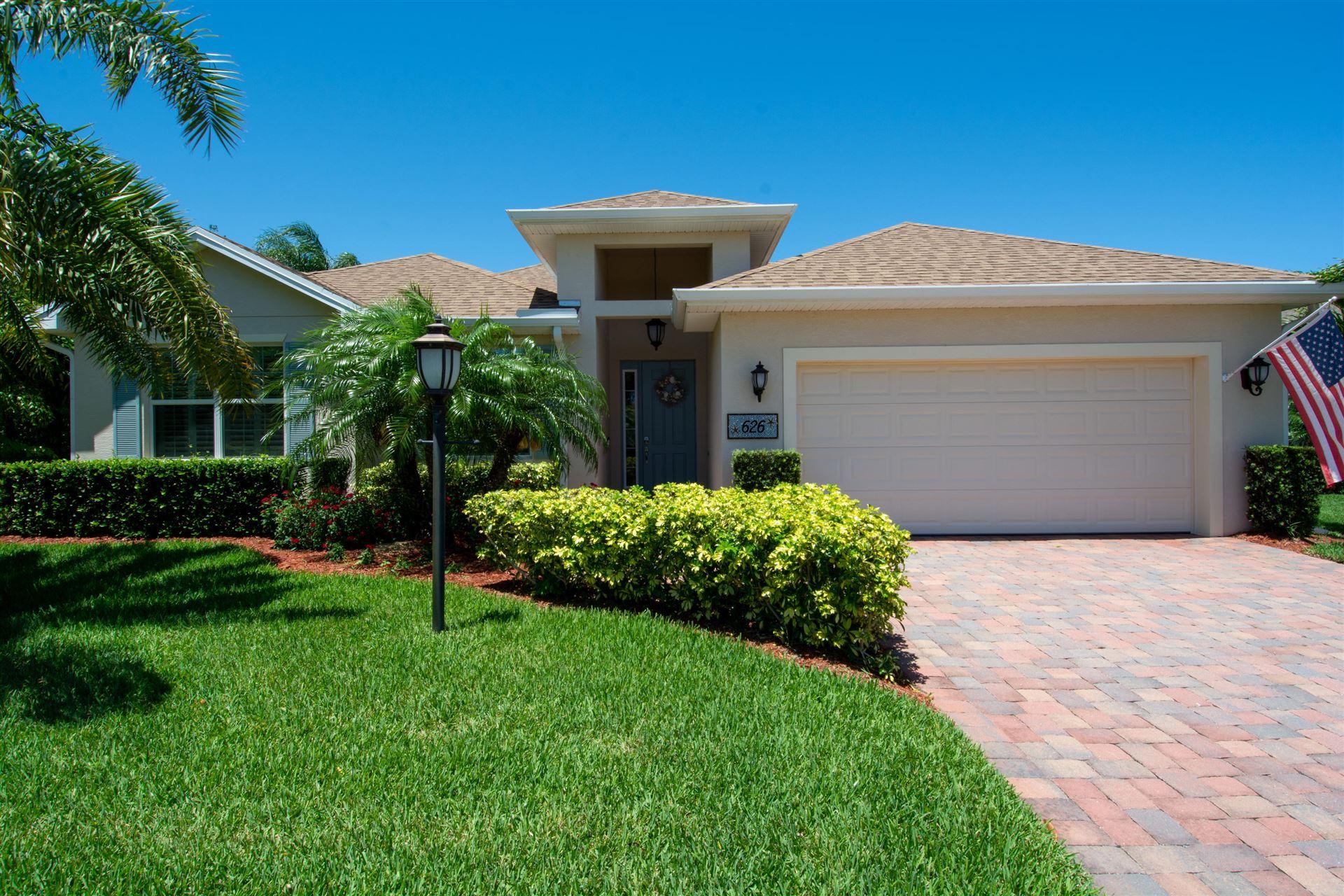 626 Brush Foot Drive, Sebastian, FL 32958 - #: RX-10620737