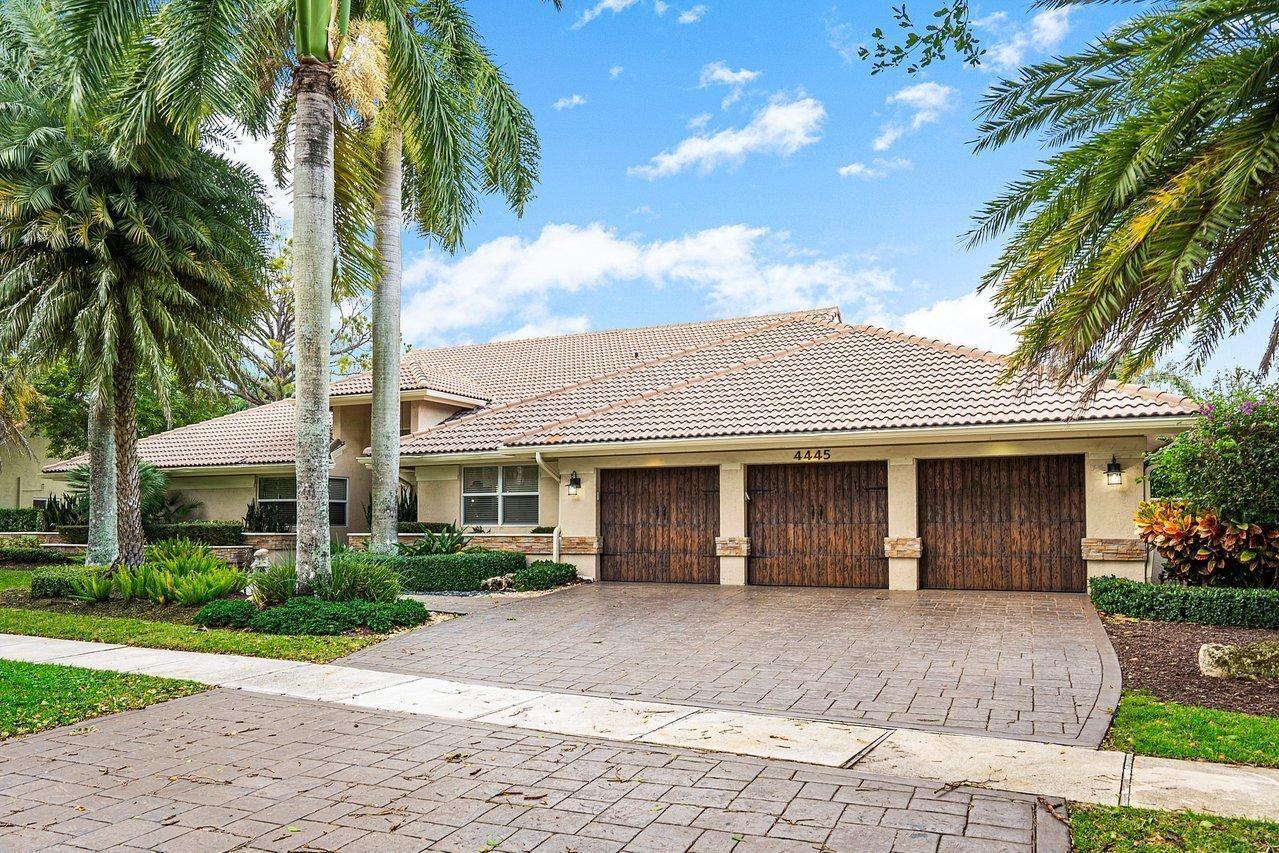 4445 Woodfield Boulevard, Boca Raton, FL 33434 - MLS#: RX-10671737