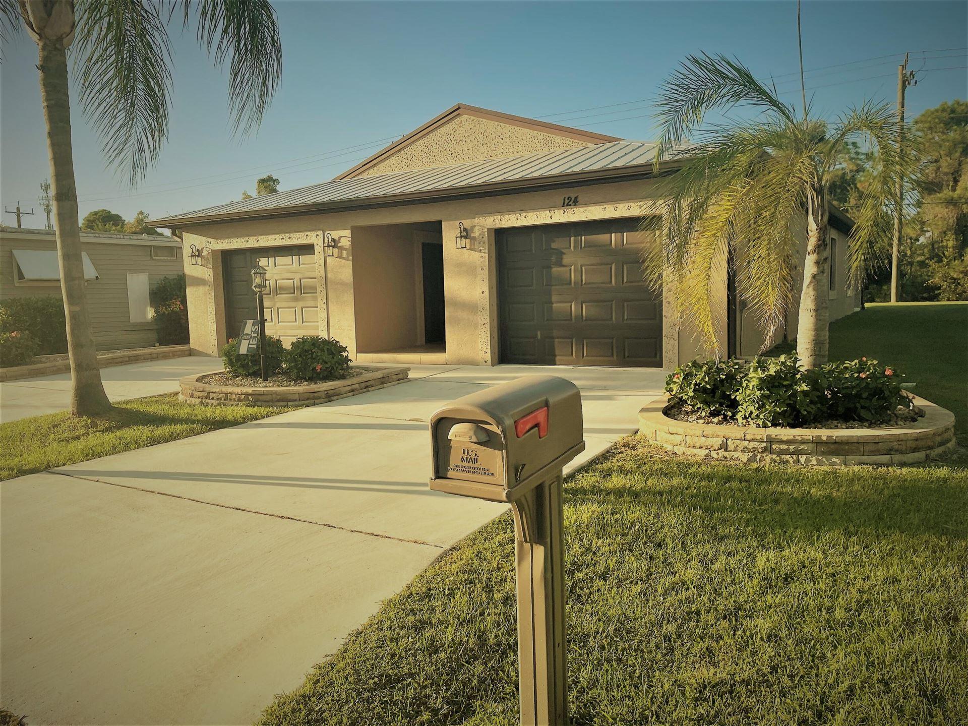 124 Mediterranean Boulevard N, Port Saint Lucie, FL 34952 - MLS#: RX-10751737