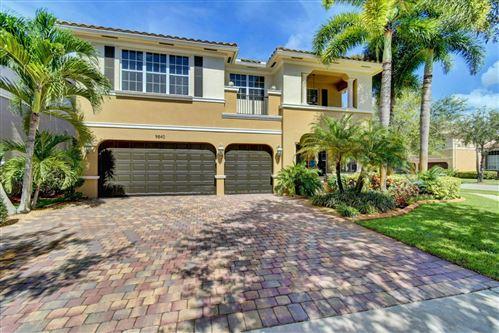 Photo of 9840 Cobblestone Lakes Court, Boynton Beach, FL 33472 (MLS # RX-10643738)