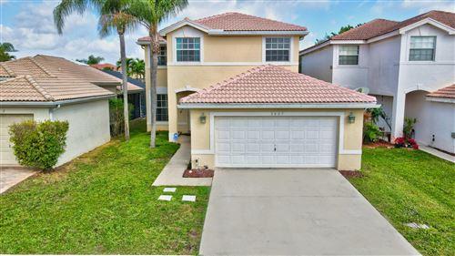 Photo of 3607 Stratton Lane, Boynton Beach, FL 33436 (MLS # RX-10693738)