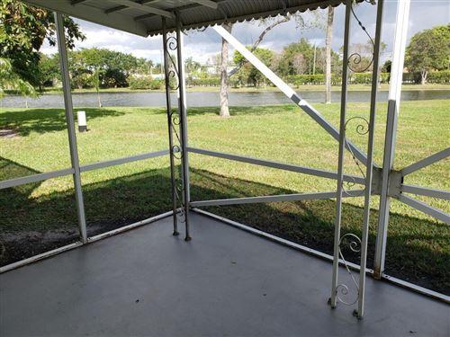 Photo of 8703 Bella Vista Drive, Boca Raton, FL 33433 (MLS # RX-10697738)