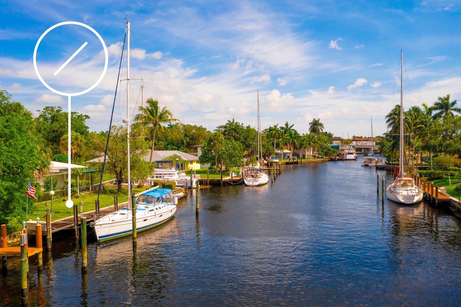 Photo of 1320 SW 14 Avenue, Fort Lauderdale, FL 33312 (MLS # RX-10714738)