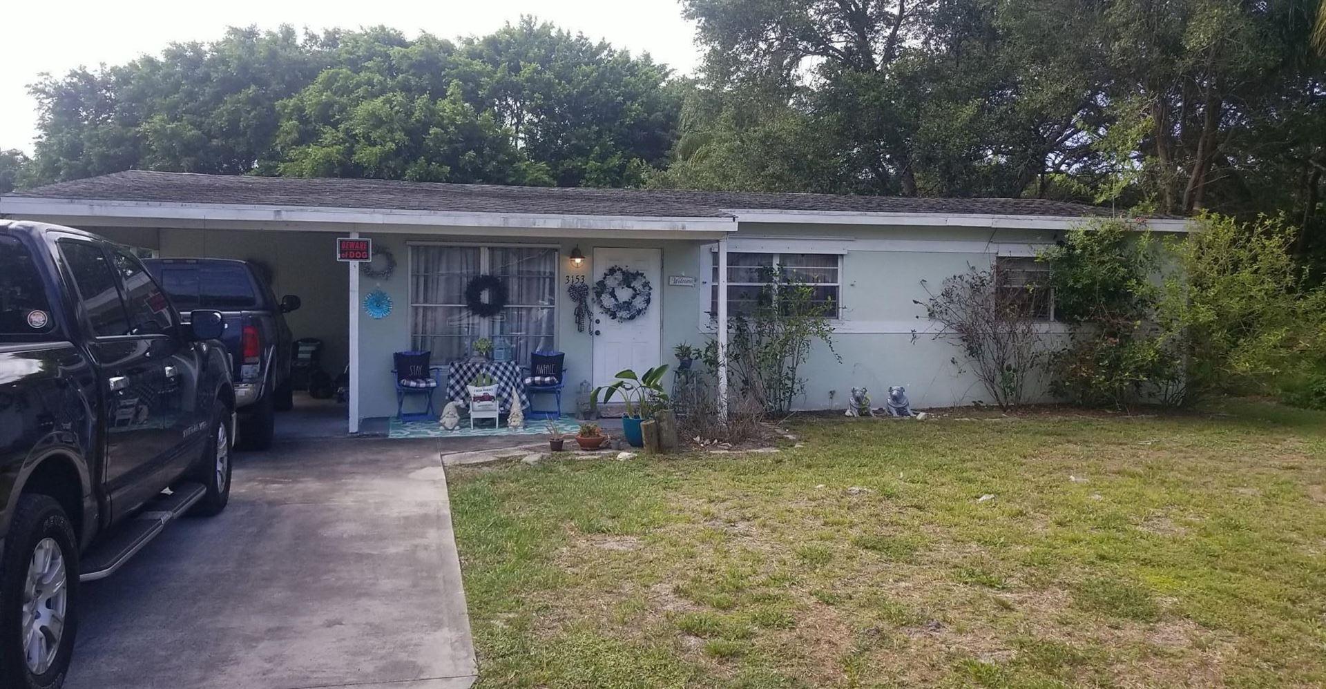3153 SE Banyan Street, Stuart, FL 34997 - MLS#: RX-10723738