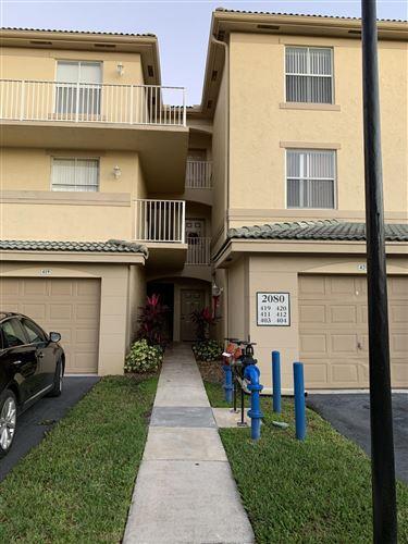 Photo of 2080 Greenview Shores Boulevard #404, Wellington, FL 33414 (MLS # RX-10656739)