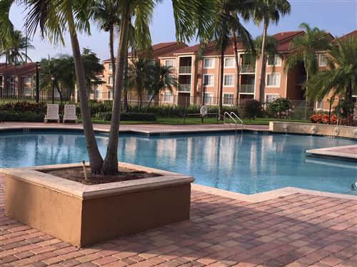 Photo of 7840 Sonoma Springs Circle #107, Lake Worth, FL 33463 (MLS # RX-10658739)
