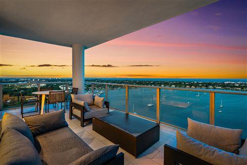 Photo of 1 Water Club Way #2104, North Palm Beach, FL 33408 (MLS # RX-10661739)