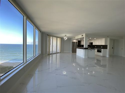 Photo of 3015 S Ocean Boulevard #703 A.K.A. 7c, Highland Beach, FL 33487 (MLS # RX-10674739)