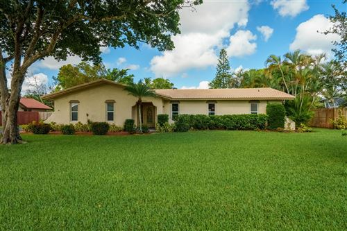 Photo of 2560 NW 115th Drive, Coral Springs, FL 33065 (MLS # RX-10750739)