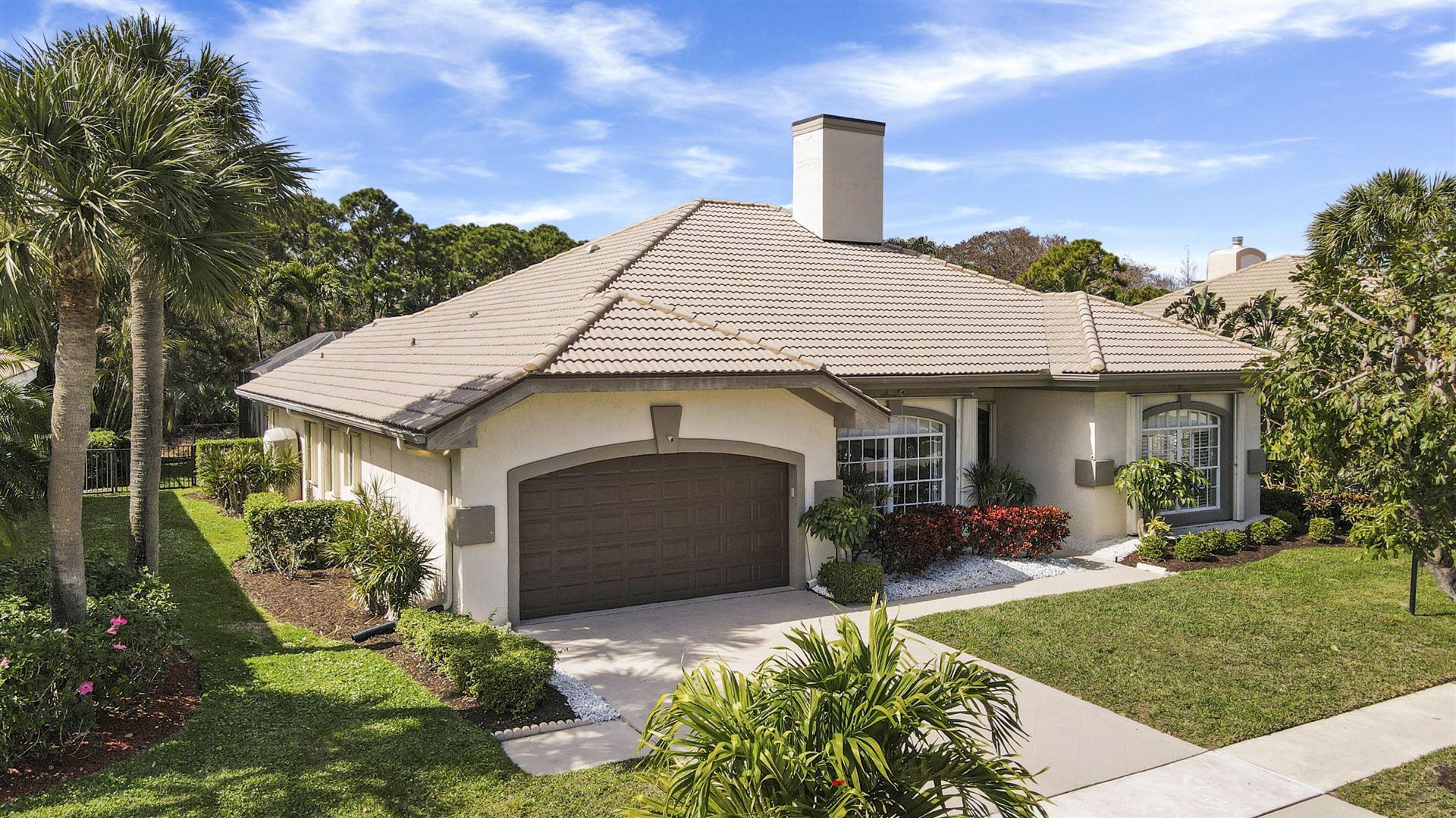 Photo of 13387 Miles Standish, Palm Beach Gardens, FL 33410 (MLS # RX-10692739)
