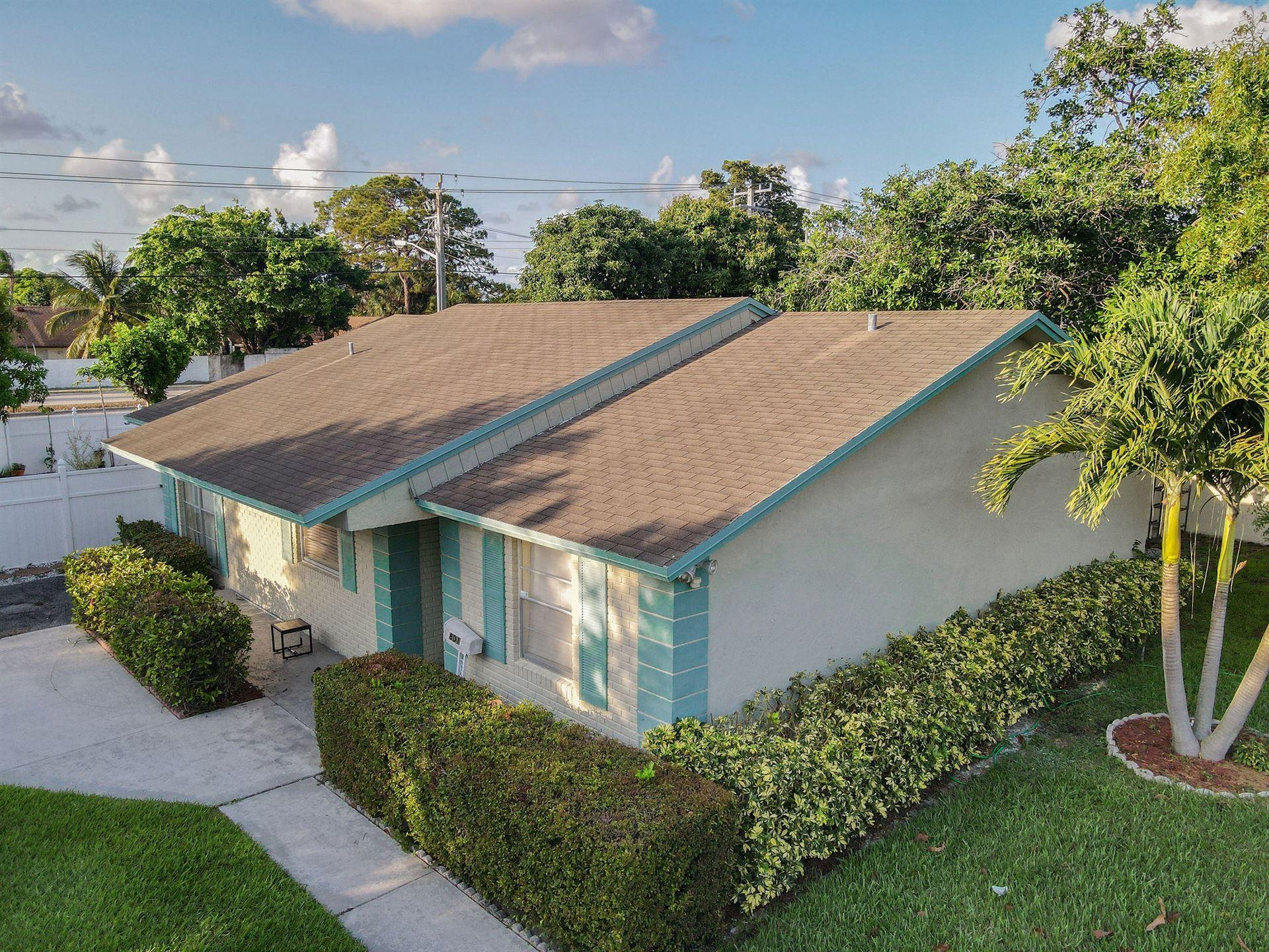 801 E Chatelaine Boulevard, Delray Beach, FL 33445 - MLS#: RX-10720739