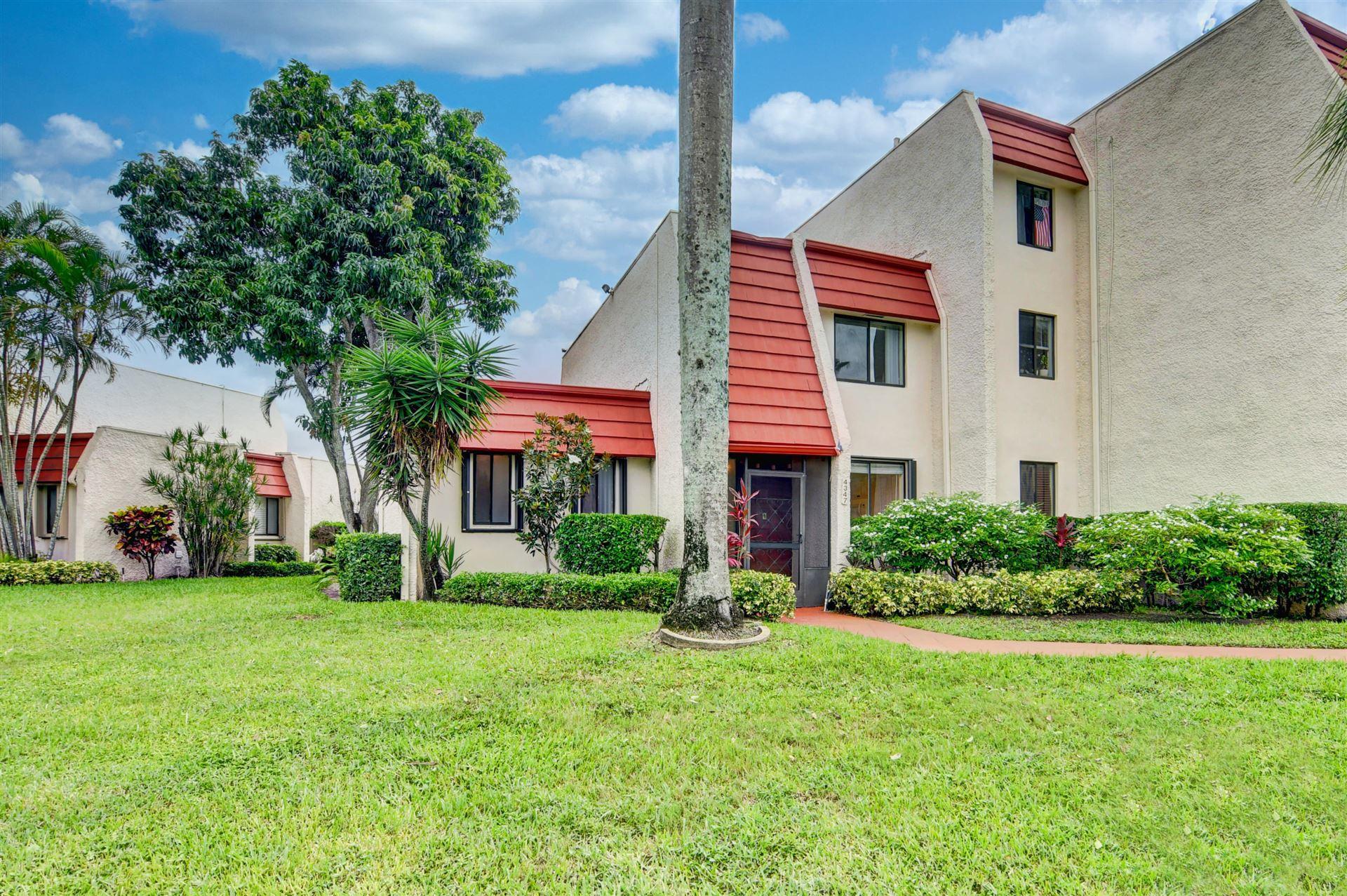 4347 Trevi Court, Lake Worth, FL 33467 - MLS#: RX-10732739