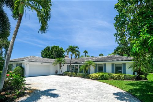 Photo of 144 Country Club Drive, Tequesta, FL 33469 (MLS # RX-10589740)