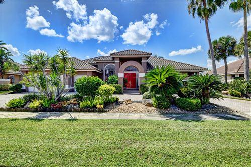 Photo of 17593 Sealakes Drive, Boca Raton, FL 33498 (MLS # RX-10656740)