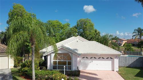 Photo of 21261 Millbrook Court, Boca Raton, FL 33498 (MLS # RX-10715740)