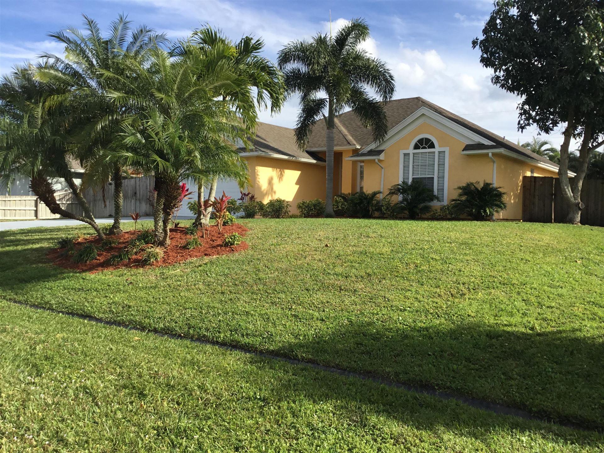 862 SW Jennifer Terrace, Port Saint Lucie, FL 34953 - #: RX-10683740