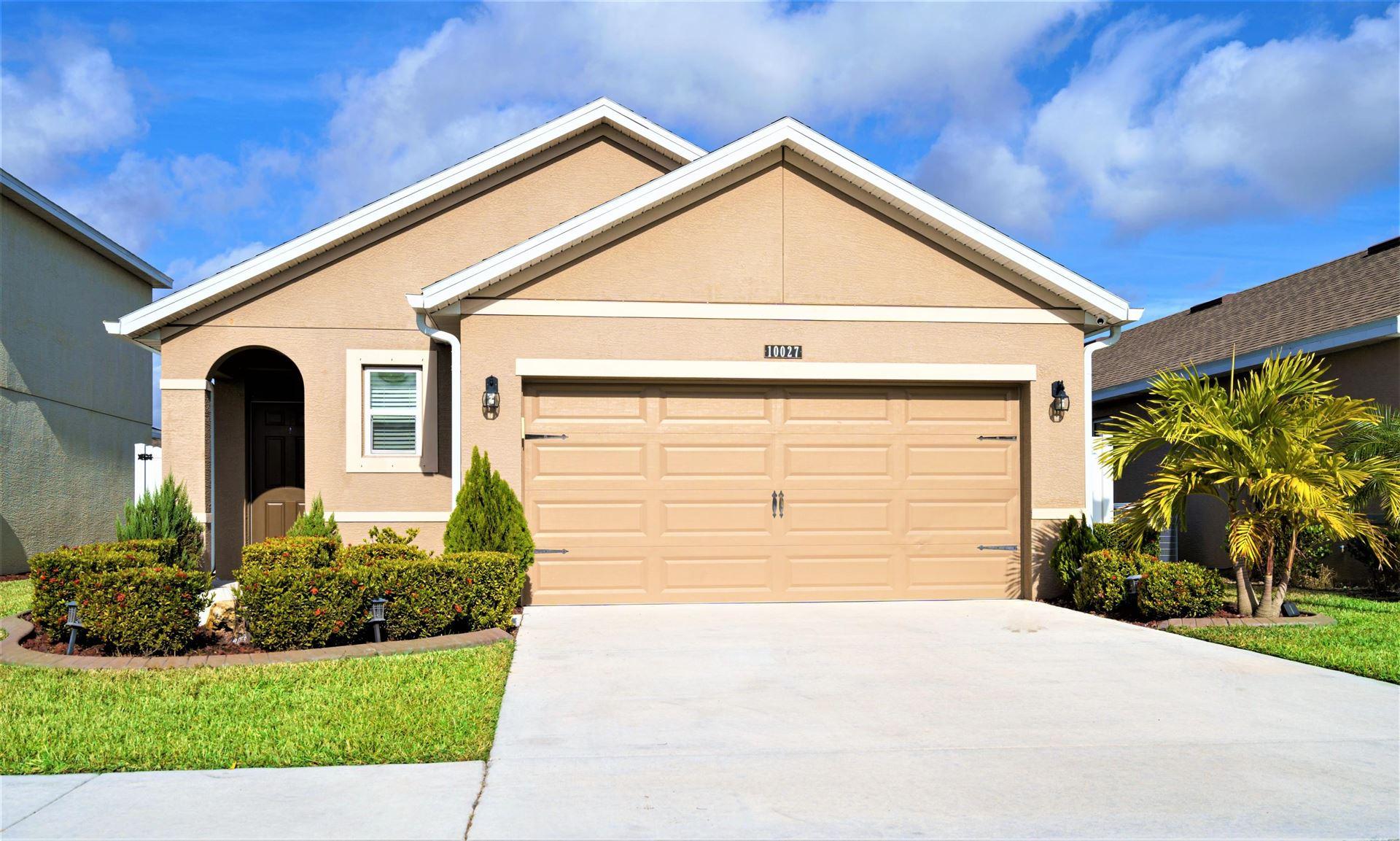 Photo of 10027 SW Newberry Avenue, Port Saint Lucie, FL 34987 (MLS # RX-10687740)
