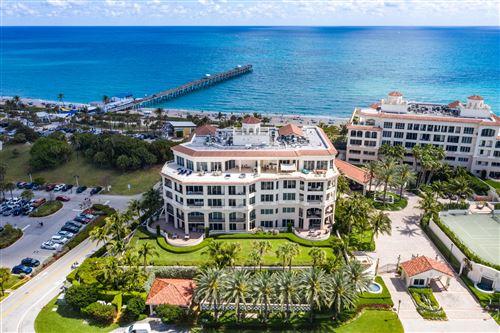Photo of 3000 S Ocean Boulevard #202, Palm Beach, FL 33480 (MLS # RX-10609741)