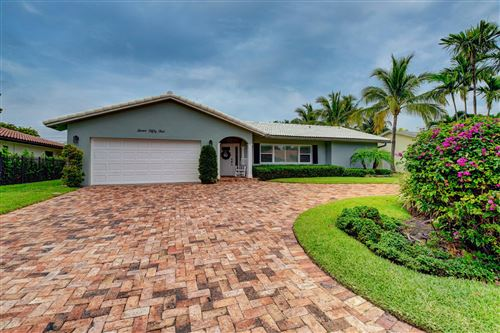 Photo of 755 Malaga Drive, Boca Raton, FL 33432 (MLS # RX-10623741)