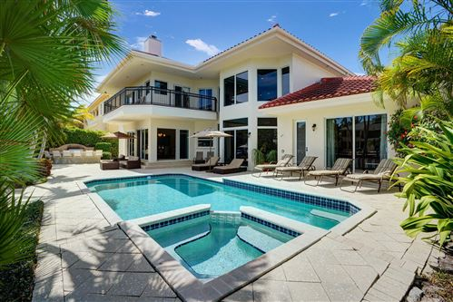 Photo of 932 Hyacinth Drive, Delray Beach, FL 33483 (MLS # RX-10625741)