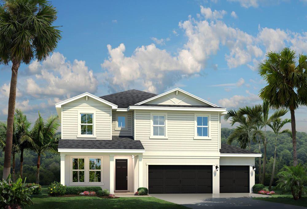 Photo of 734 SW Pennfield Terrace, Stuart, FL 34997 (MLS # RX-10626741)