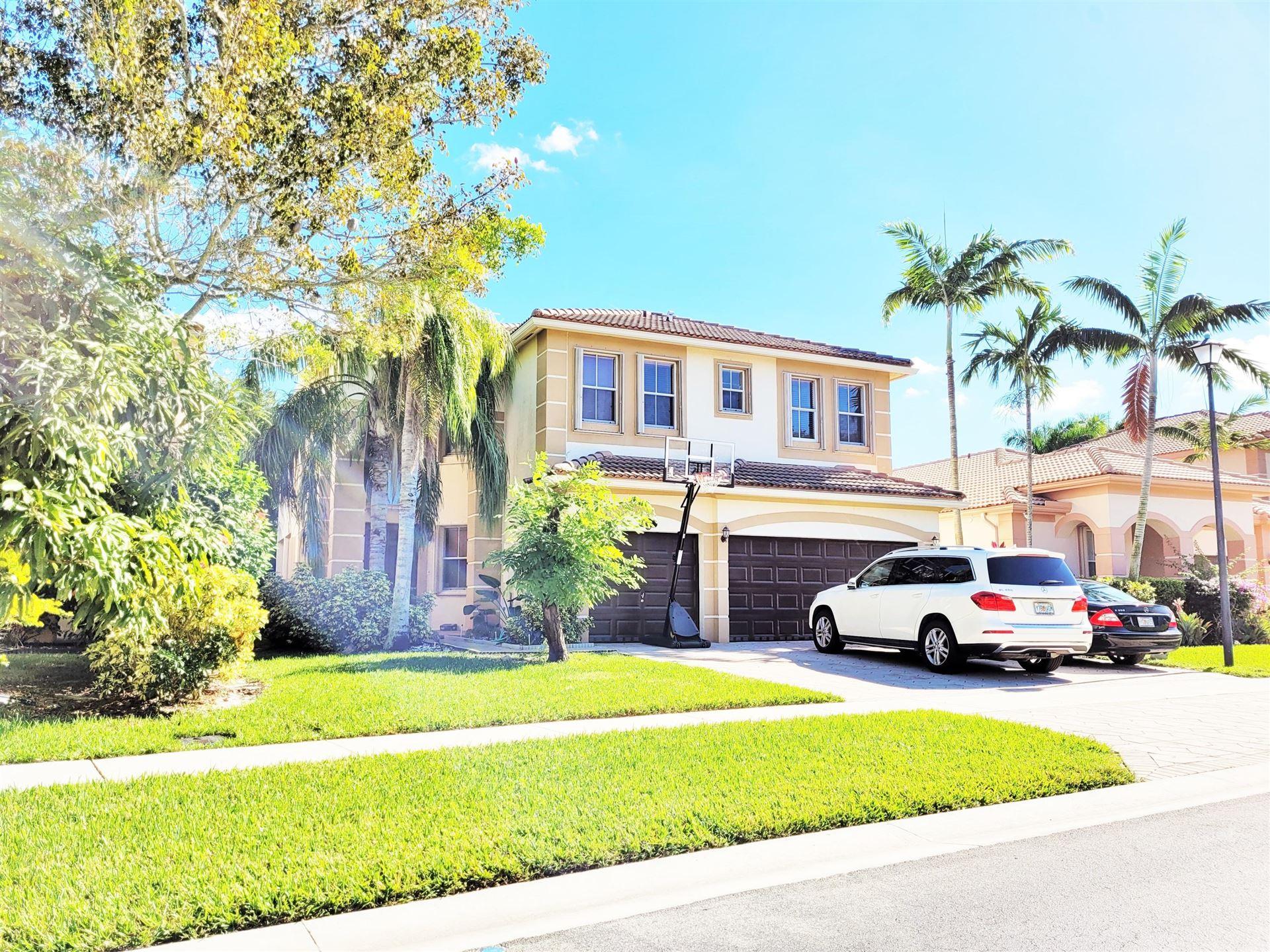 10534 Galleria Street, Wellington, FL 33414 - #: RX-10677741