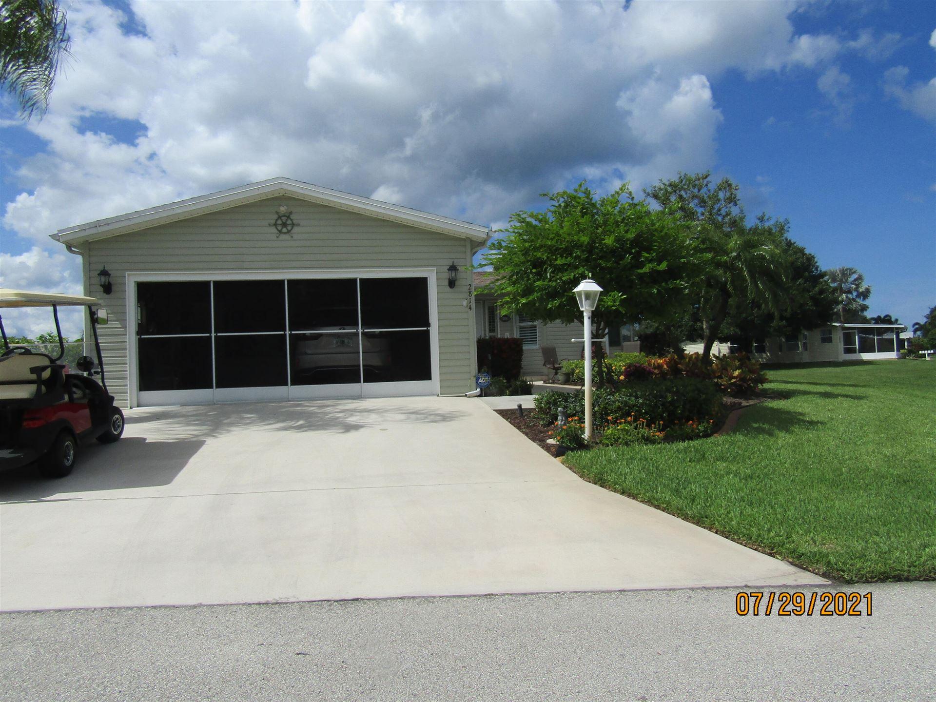 2814 Three Wood Drive, Port Saint Lucie, FL 34952 - MLS#: RX-10734741