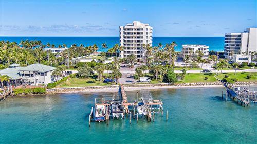 Photo of 19950 Beach Road #9n, Jupiter, FL 33469 (MLS # RX-10674742)
