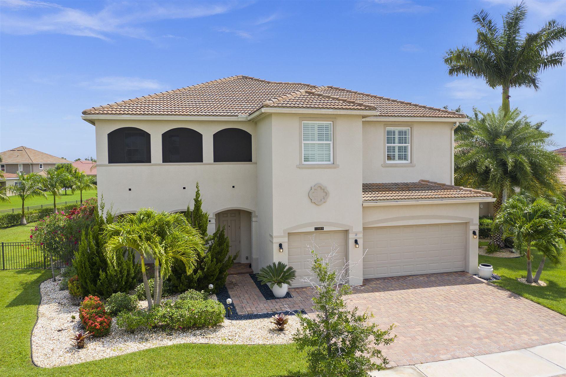 11889 SW Aventino Drive, Port Saint Lucie, FL 34987 - #: RX-10638742