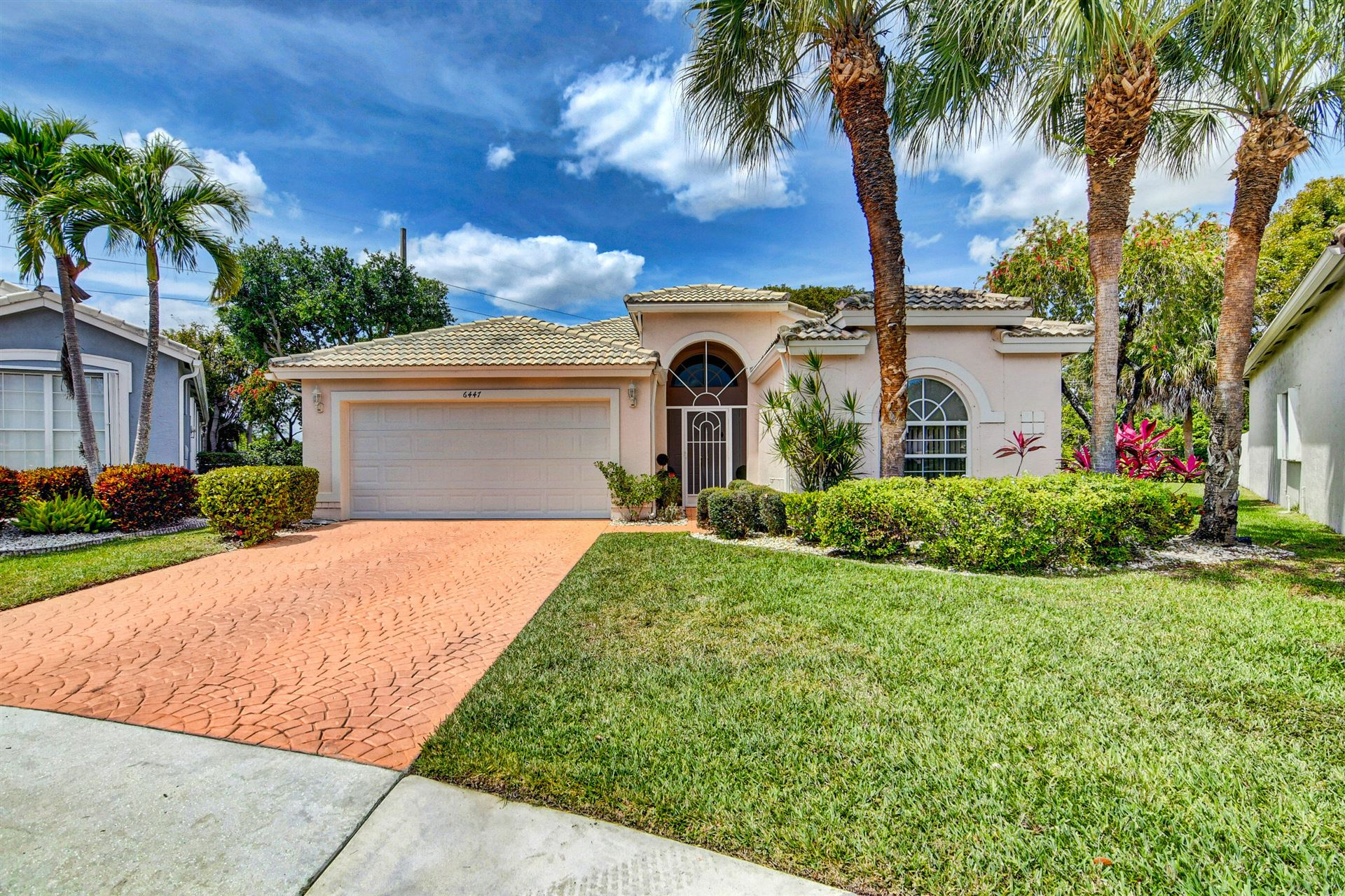 6447 Emerald Breeze Way, Boynton Beach, FL 33437 - #: RX-10706742