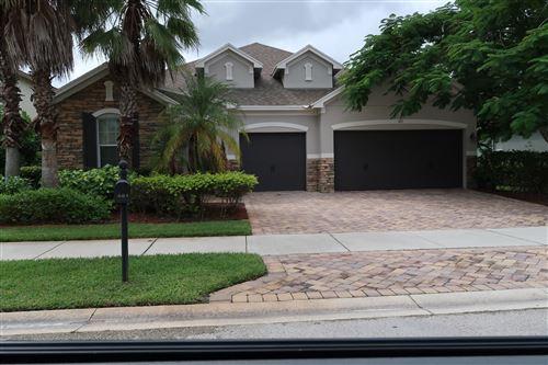 Photo of 481 SW Sun Circle, Palm City, FL 34990 (MLS # RX-10656743)