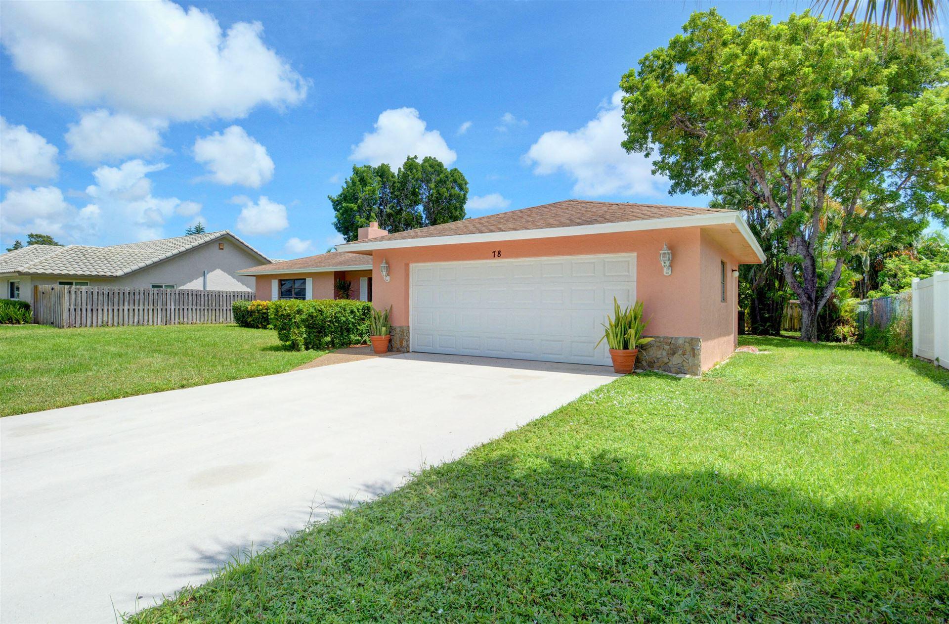 78 SW 12th Way, Boca Raton, FL 33486 - #: RX-10742743