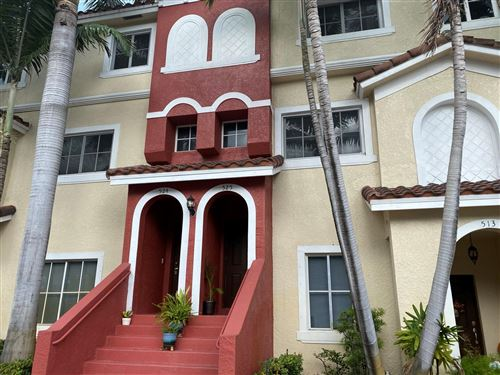 Photo of 524 Bayfront Drive, Boynton Beach, FL 33435 (MLS # RX-10700744)
