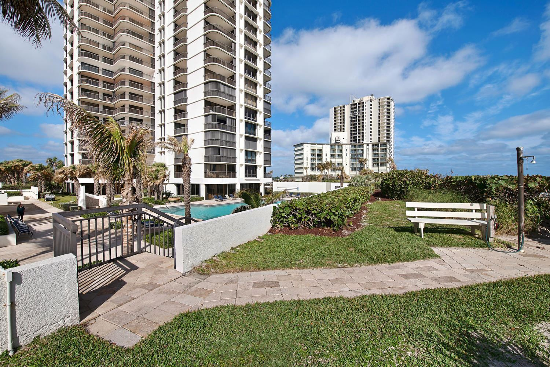 Photo of 5380 N Ocean Drive #24h, Riviera Beach, FL 33404 (MLS # RX-10661744)