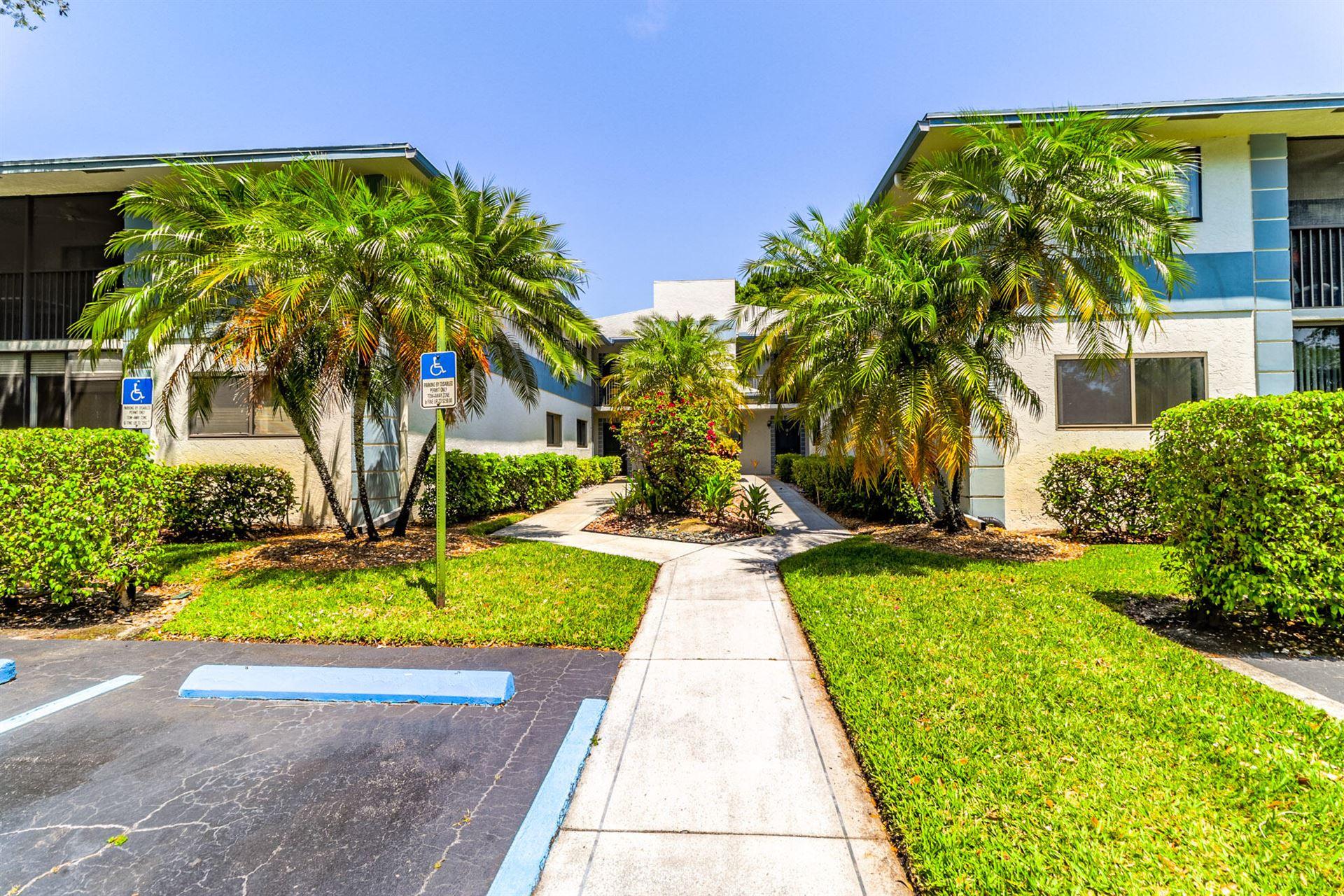 15342 Lakes Of Delray Boulevard #108, Delray Beach, FL 33484 - MLS#: RX-10710744