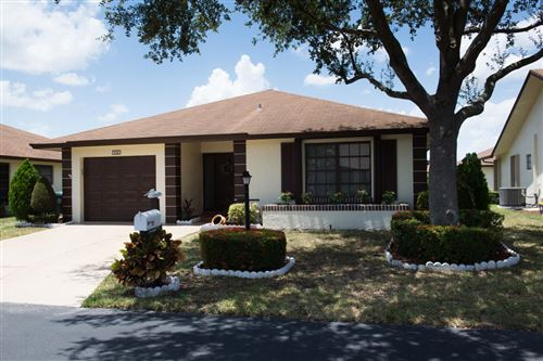Photo of 6319 Lakemont Circle, Greenacres, FL 33463 (MLS # RX-10636745)