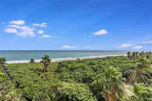 Tiny photo for 3920 N Ocean Drive #5-A, Singer Island, FL 33404 (MLS # RX-10750745)