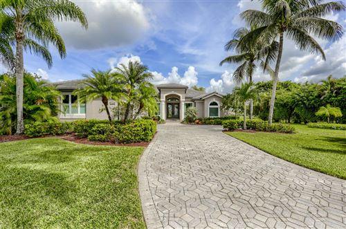Photo of 11950 Torreyanna Circle, Palm Beach Gardens, FL 33412 (MLS # RX-10752745)