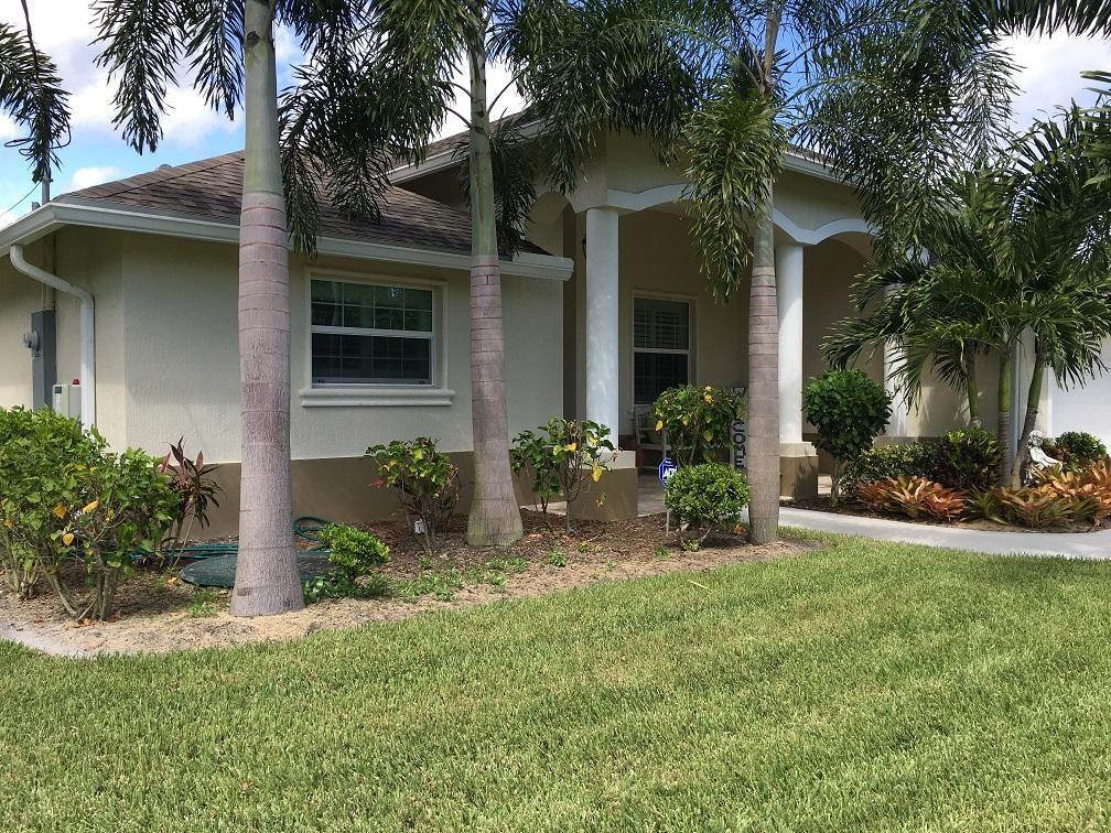 5944 NW Cowry Street, Port Saint Lucie, FL 34986 - #: RX-10656745