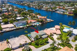 Photo of 39 Castle Harbor Isle(s), Fort Lauderdale, FL 33308 (MLS # RX-10532746)