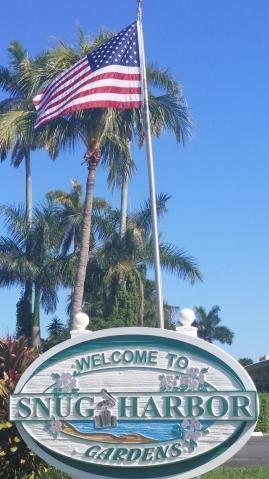 Photo of 600 Snug Harbor Drive #A17, Boynton Beach, FL 33435 (MLS # RX-10577746)