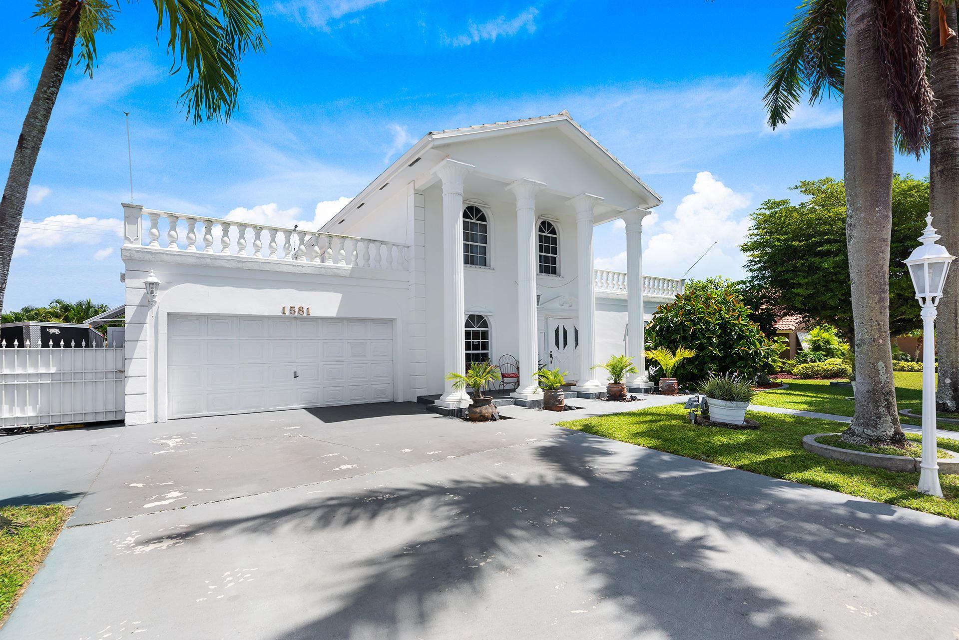 1581 SW 16th Street, Boca Raton, FL 33486 - #: RX-10644746