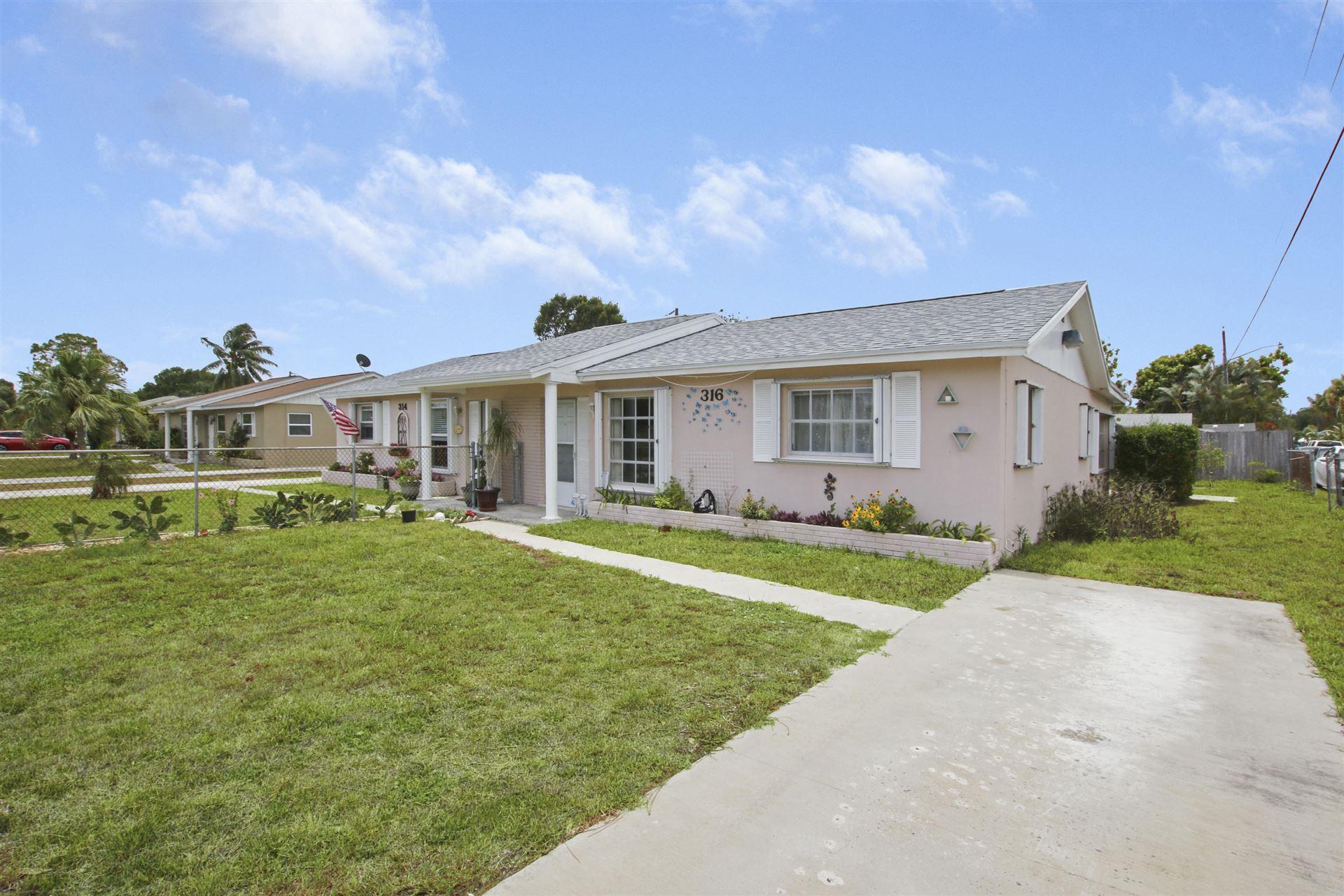 316 N Pennock Lane, Jupiter, FL 33458 - MLS#: RX-10721746