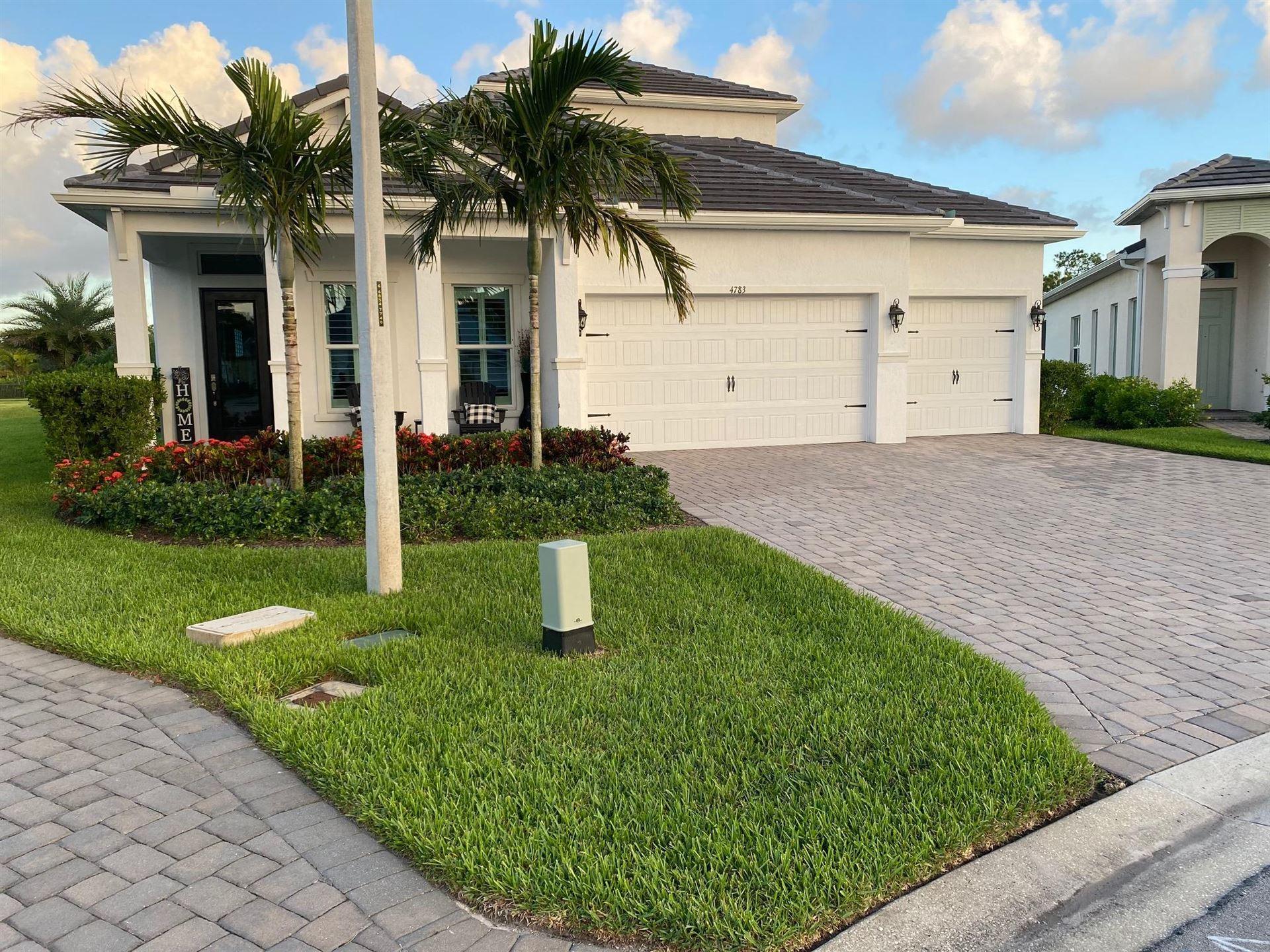 4783 SW Briarwood Court, Stuart, FL 34997 - #: RX-10731746